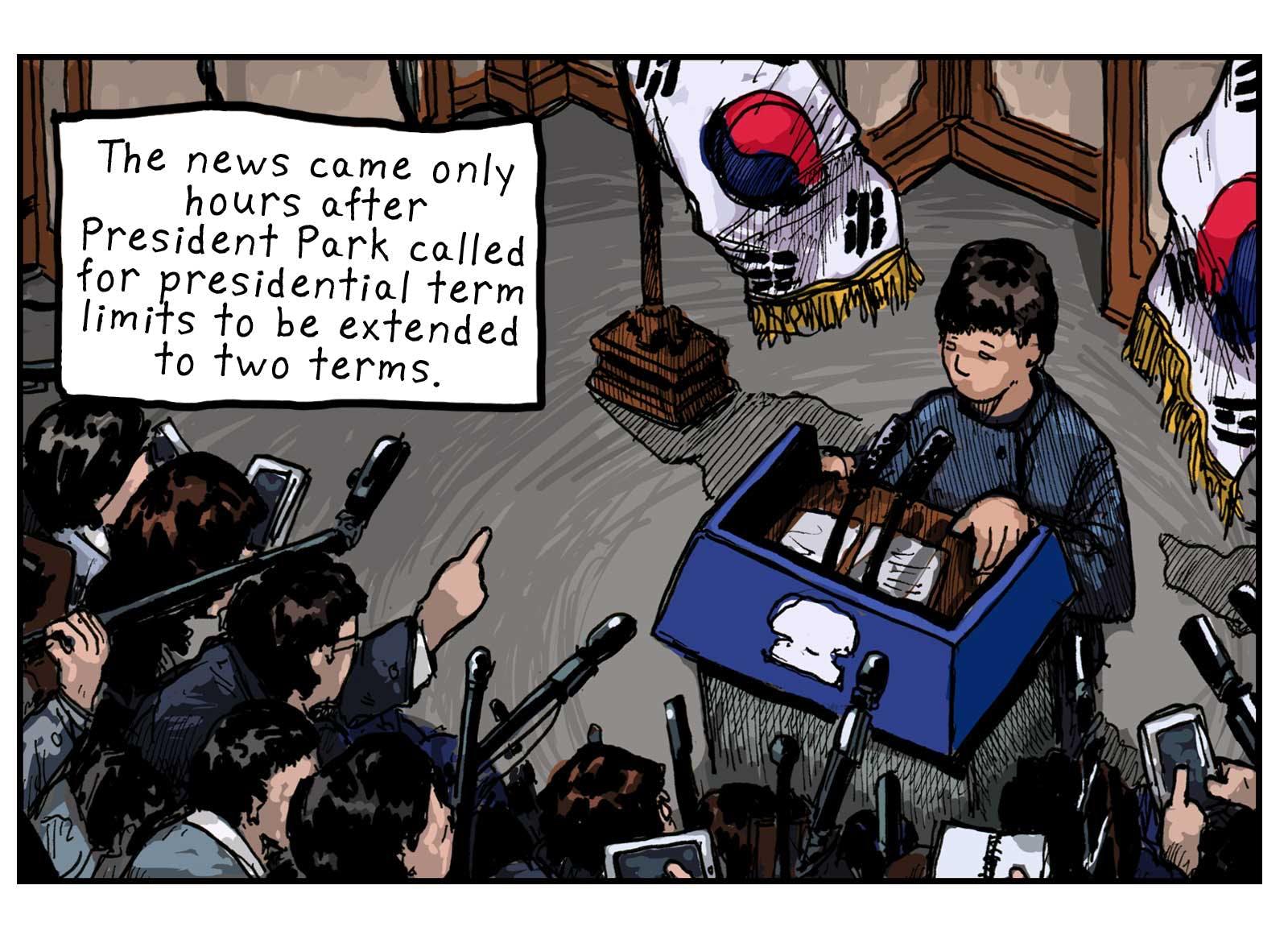 Meanwhile In South Korea The Nib