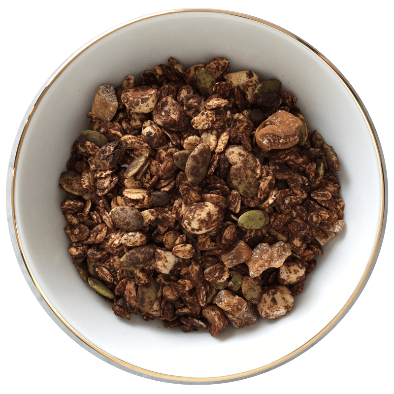 TheNibbleBox Chocohazelnut Chuckwagon Granola
