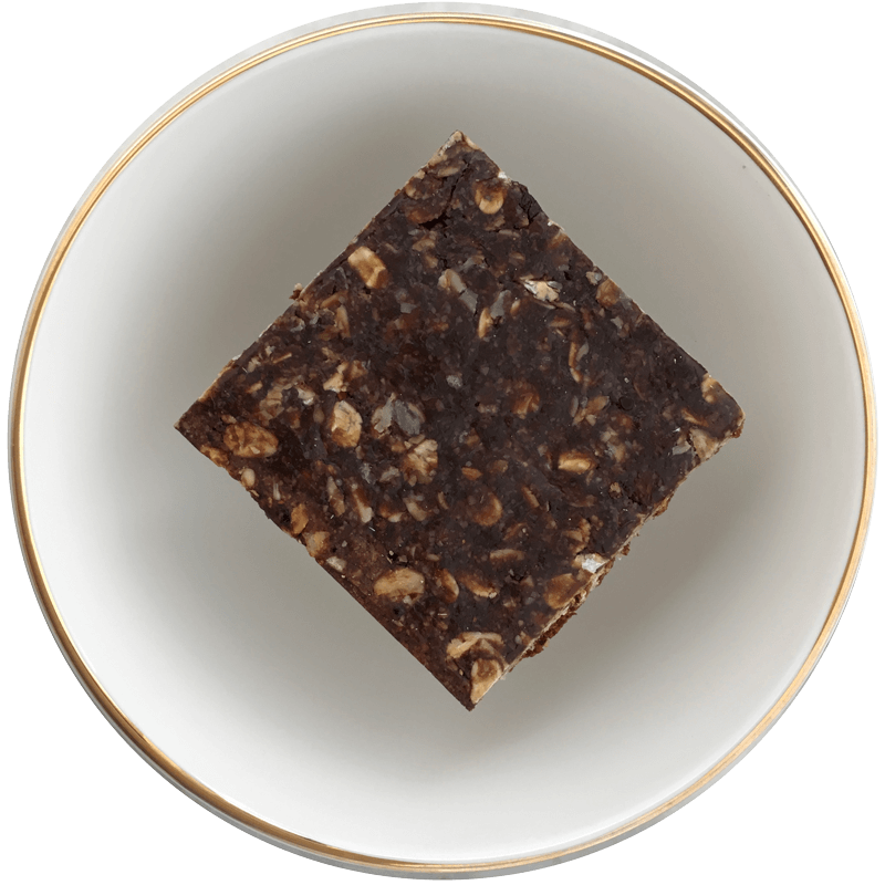 TheNibbleBox Java Chip Latte Granola Bar