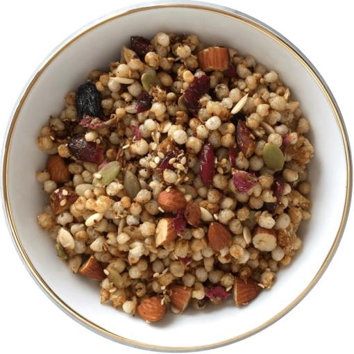 TheNibbleBox Millet Maverick Granola
