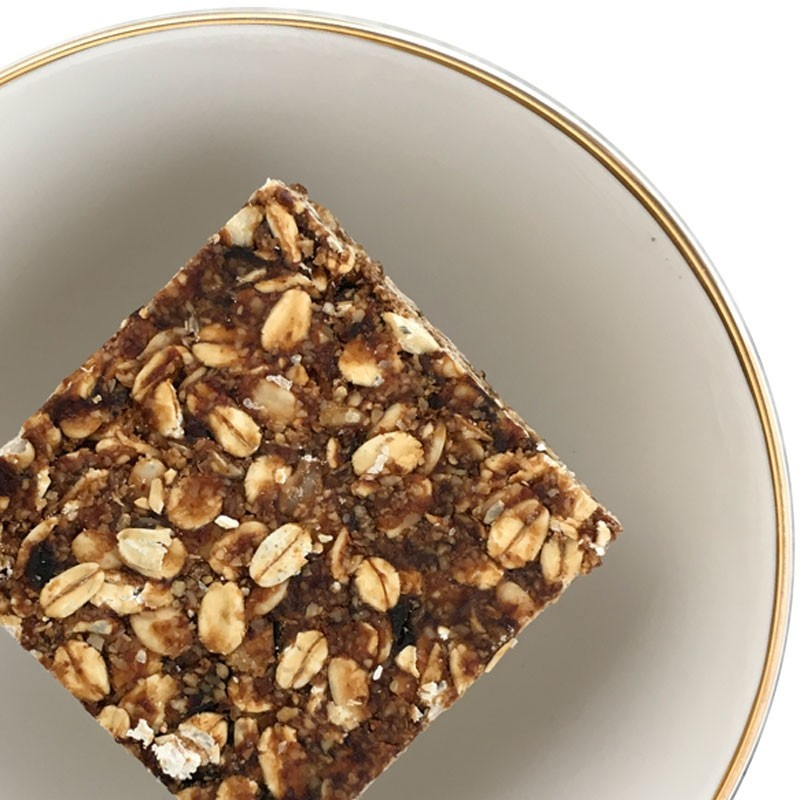 TheNibbleBox Prune Parador Granola Bar