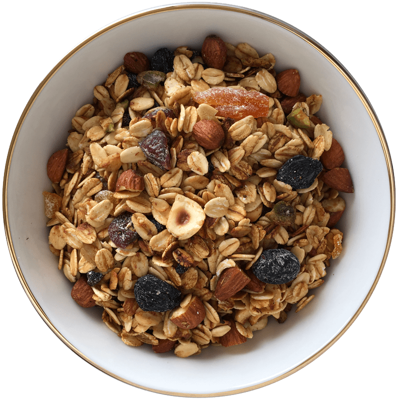 TheNibbleBox Everything Exotic Granola