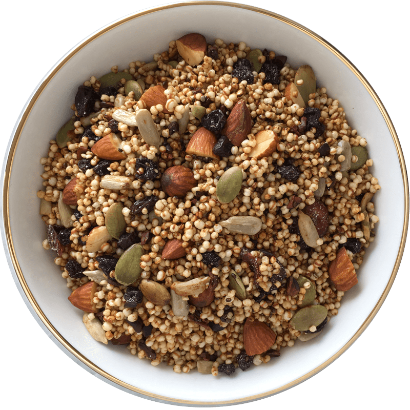 TheNibbleBox Quinoa Cruise Granola