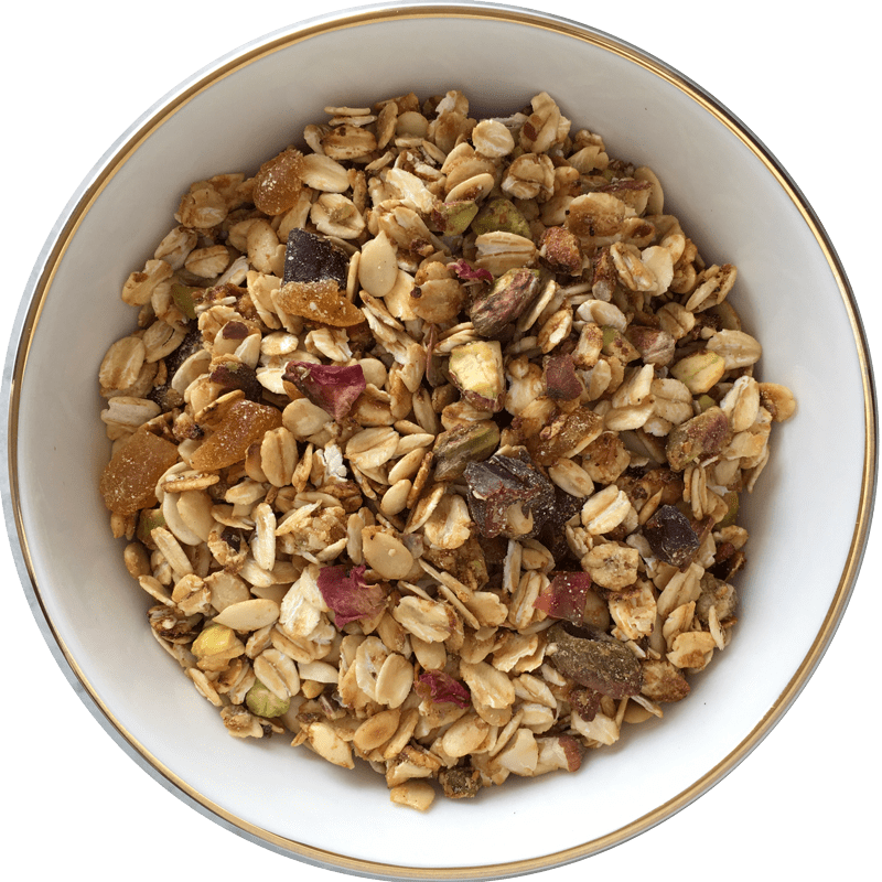 TheNibbleBox Pink Ciy Granola