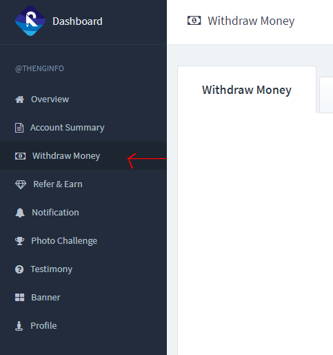 withdraw money refer.ng