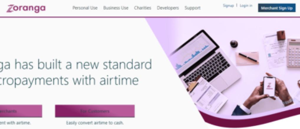zoranga convert airtime to cash in Nigeria