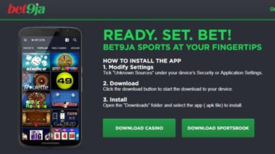Bet9ja Mobile App Download For Android & iOS » TheNigerianInfo