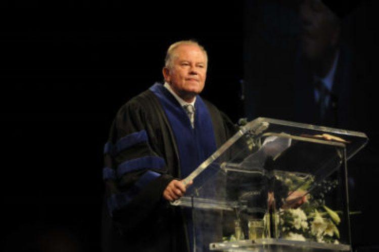 Pastor Ray Macaulay