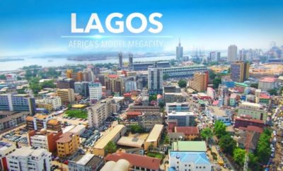 Lagos - one of the most beautiful cities in Nigeria