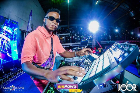 DJ Kaywise - One Of The Best DJs In Nigeria