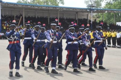 NSCDC ranks and salary structure