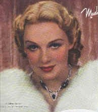 [The lovely Madeleine Carroll]
