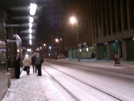 Nicollet Mall station small