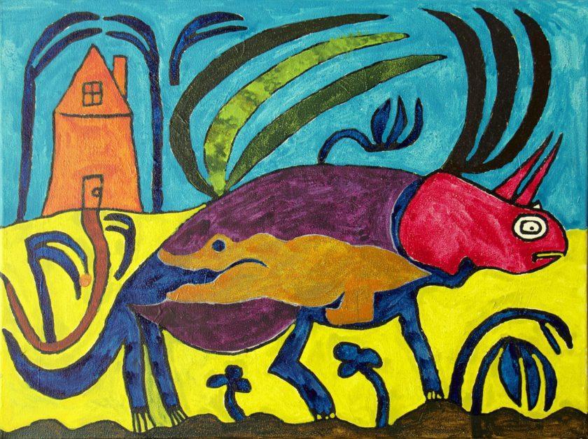 aaron harvey painting 2