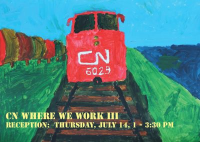 CN Where We Work III | Nina Collective