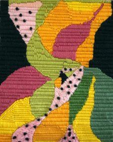 Leona Clawson tapestry 2017