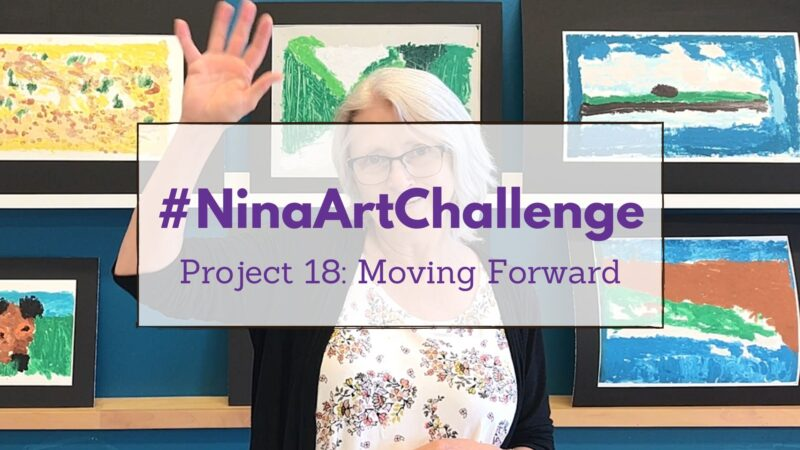 Project 18 – Moving Forward