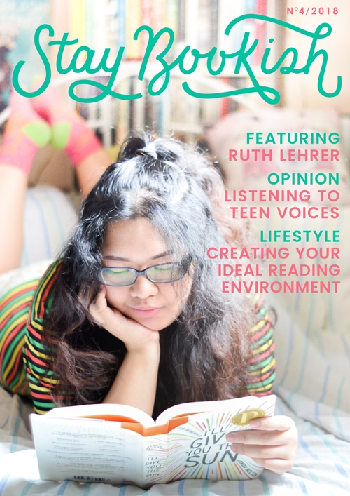 Stay Bookish Zine Issue #4 | Photography