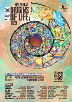 Conference poster: Molecular origins of Life, Munich 2021