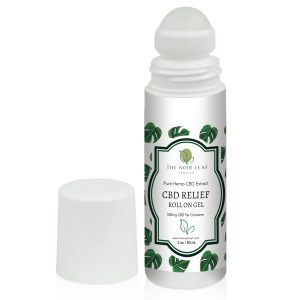 cbd roll on gel