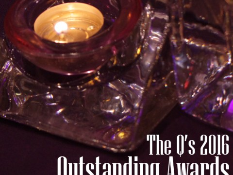 Outstanding Awards 2016