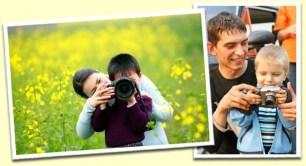 kids photography teach