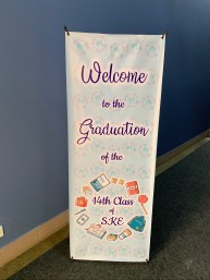 SKE graduation in indonesia!