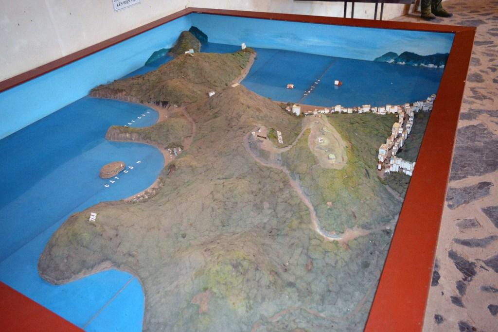 3D Google Maps of Cat Ba Island