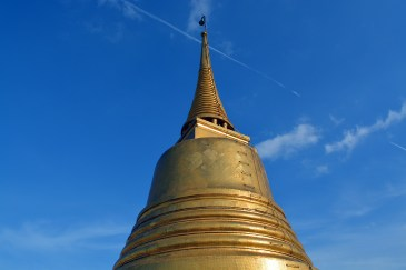 The Big Bell - A walk at The Golden Mount (Wat Saket), Bangkok, Thailand