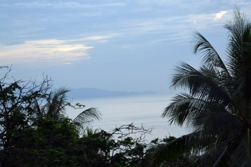 Haad Rin view, Koh Phangan, Thailand