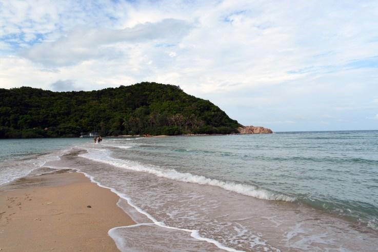 Shoal at Mae Haad Beach, Koh Phangan, Thailand