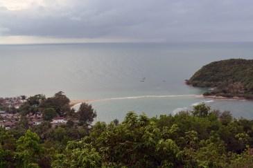 Three Sixty Bar viewpoint, Mae Haad Beach, Koh Phangan, Thailand
