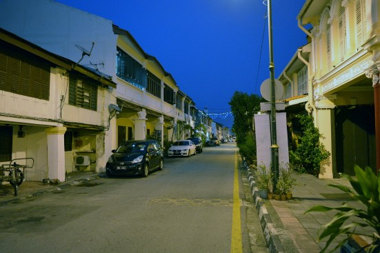 George Town streets