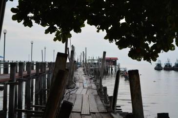 Marina / Dock @ Penang National Park, Malaysia