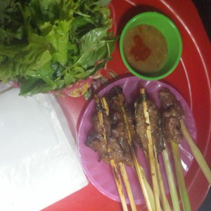 thit nuong Hoi An thenomadqueen