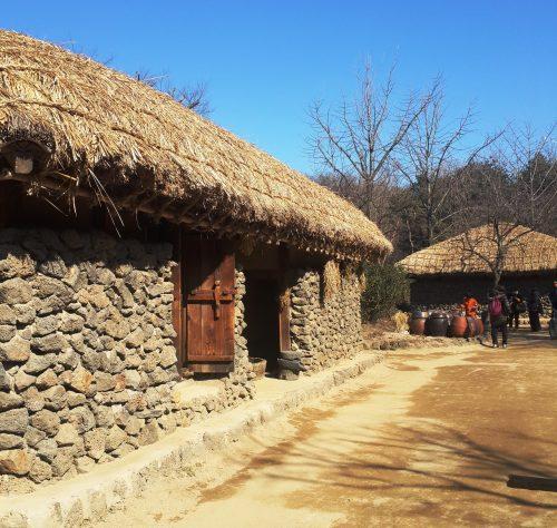 Folk Village Yongin Korea The Nomad Queen