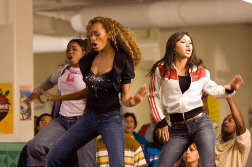 BRING IT ON: ALL OR NOTHING, Giovonnie Samuels, Solange Knowles, Francia Almendarez, 2006. © Universal Studios Home Entertainment