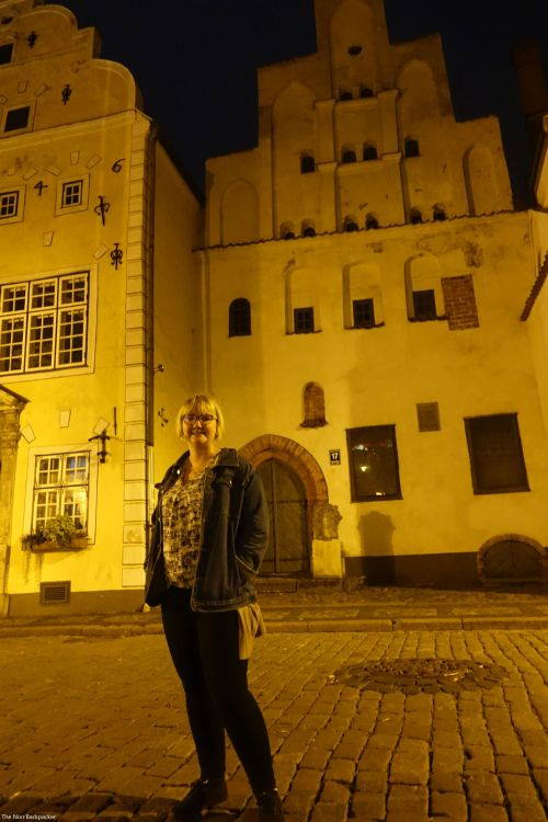 Riga-at-night