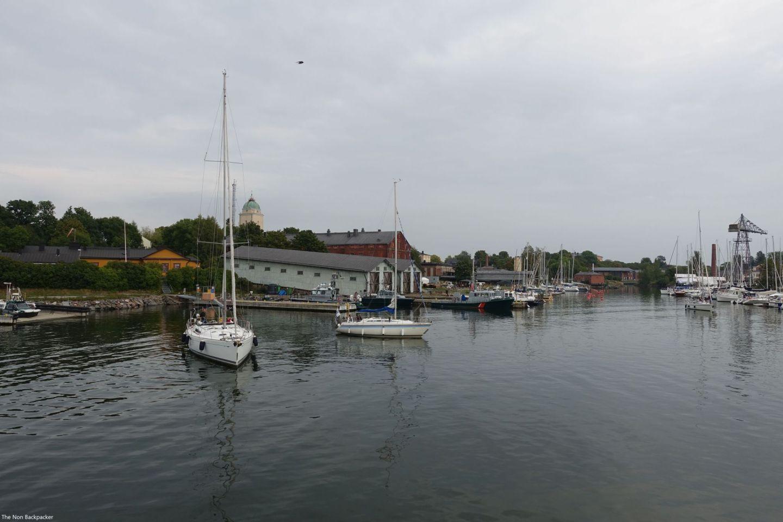 Helsinki water