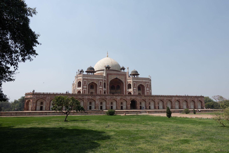 Experiencing Delhi