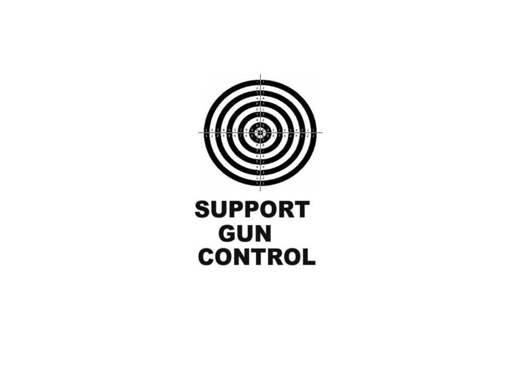 NO GUN CONTROL IS MURDER (5/6)