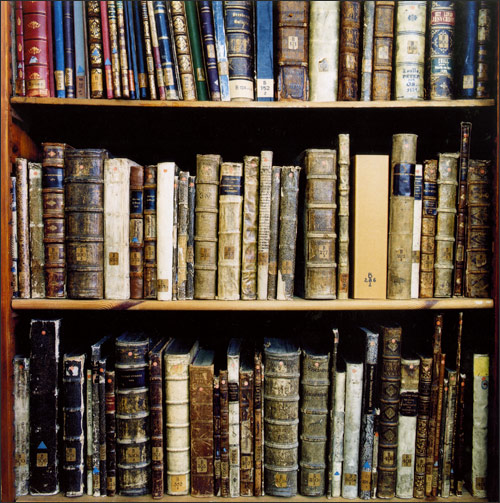 Candida Höfer, Libraries, Kupferstichkabinett Dresden
