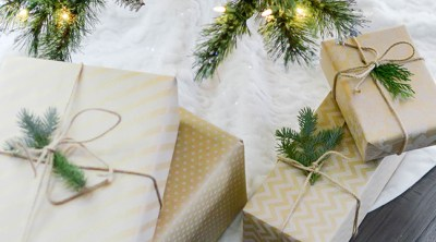 Reusable and Recyclable Wrapping Paper