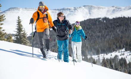 Snowshoeing For Everyone