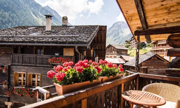 Destination – Grimentz, Switzerland