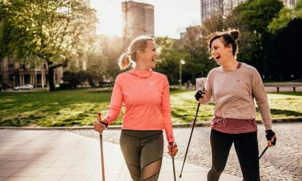Glide into Summer Fitness with Nordic Walking