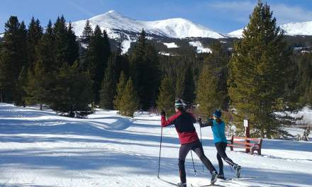 Aniticpated Surge In Cross Country Skiing and Snowshoeing