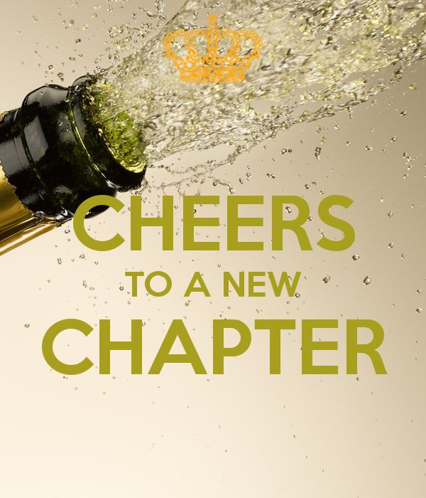 Inspirational Quotes About Starting A New Chapter In Life: New Chapter