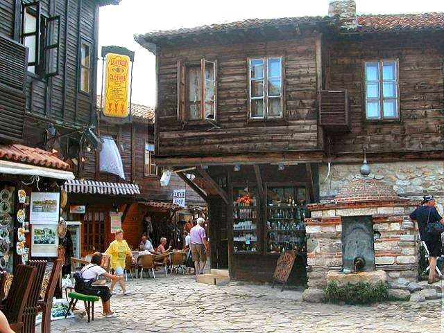 Nessebar Bulgaria things to do