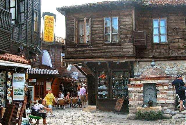 Nessebar Bulgaria things to do